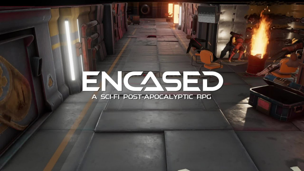 Encased - Preview Trailer [ENG]