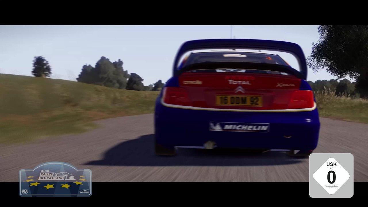 WRC 10 - Following Sébastien Loeb's Footsteps [GER]
