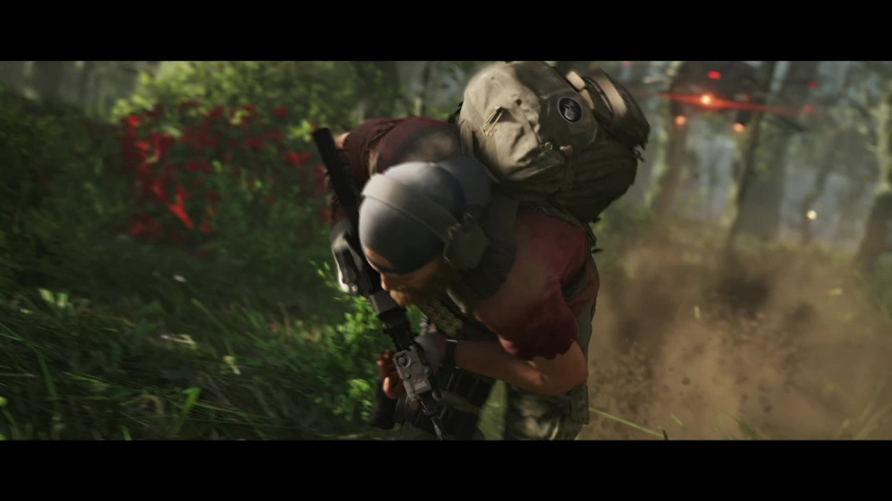 Tom Clancy's: Ghost Recon Breakpoint - We are Brothers E3-Trailer [GER]
