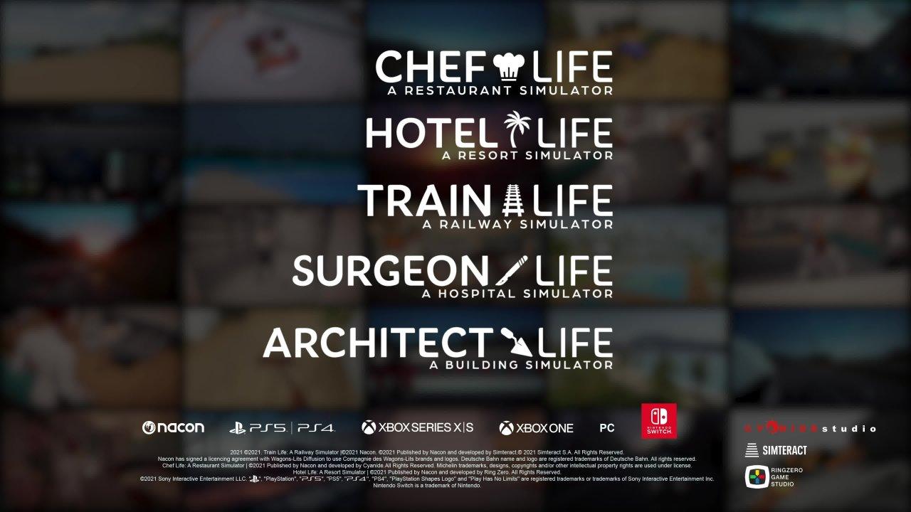 LIFE - Reveal Trailer [GER]