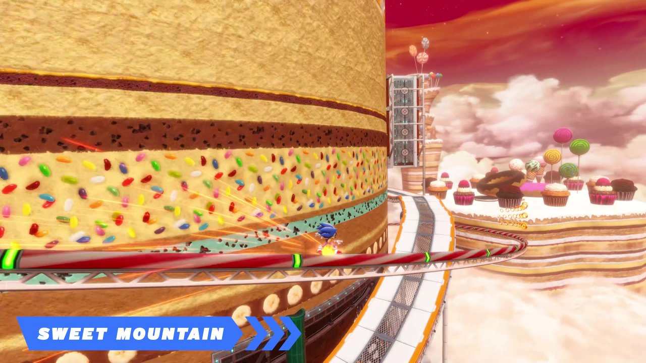 Sonic Colours: Ultimate - Colorful Worlds Spotlight [GER]