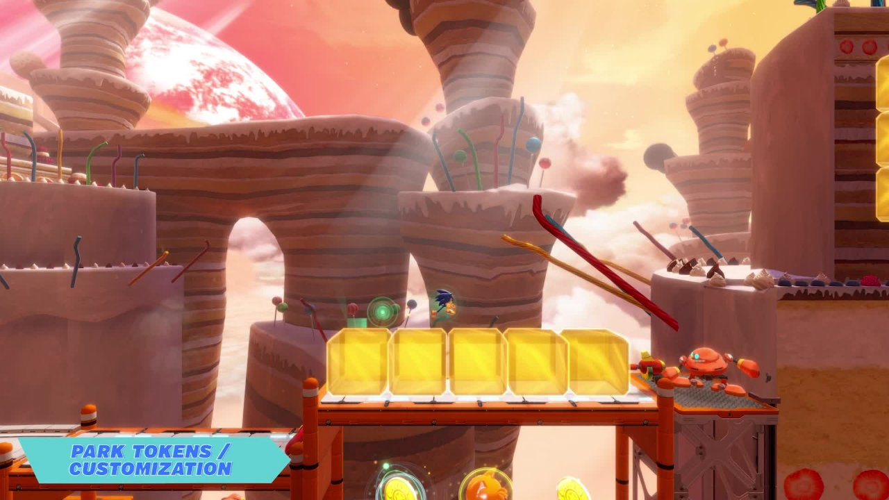 Sonic Colours: Ultimate - HD Updates Spotlight