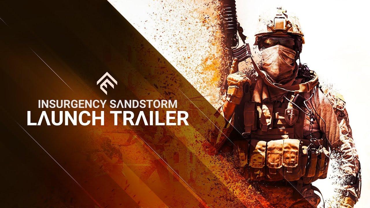 Insurgency: Sandstorm - Console Launch Trailer [ENG]
