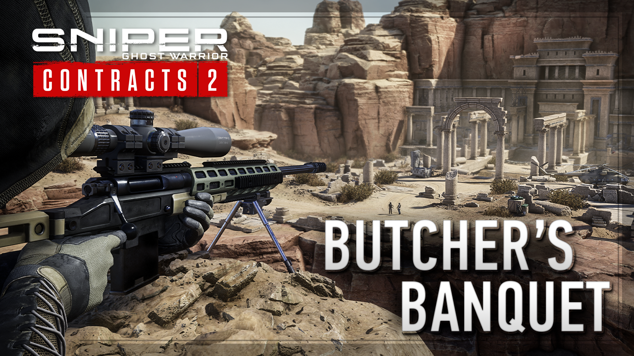 Sniper Ghost Warrior: Contracts 2 - Butcher's Banquet: Expansion Trailer