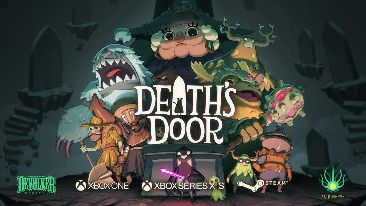 Death's Door - Gameplay Trailer 2