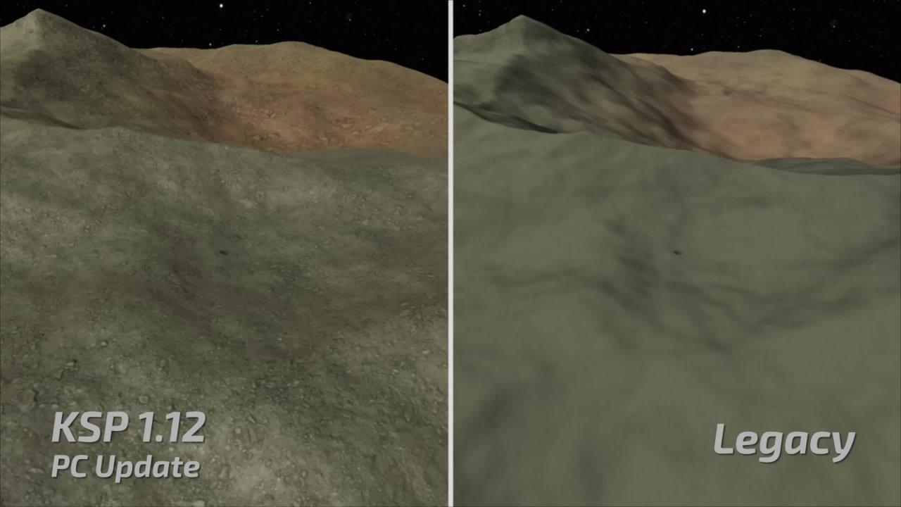 Kerbal Space Program - Update 1.12: Pol Revamp