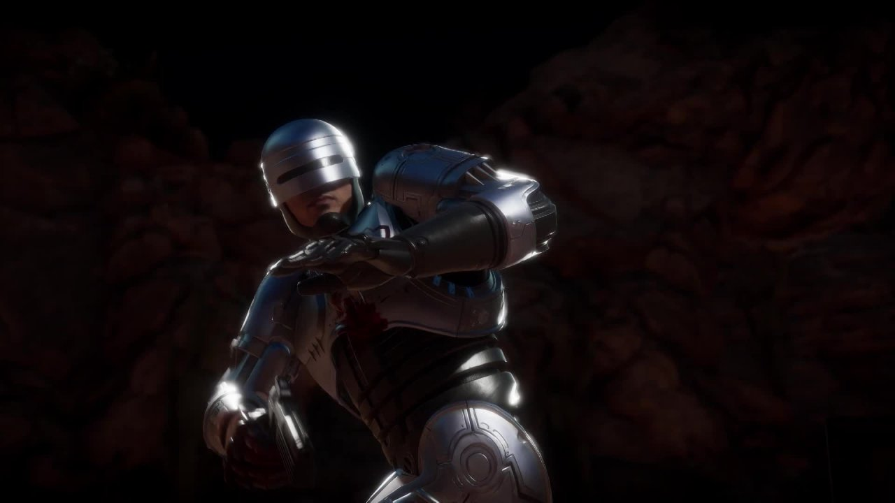 Mortal Kombat 11: Aftermath - RoboCop vs. Terminator Trailer [GER]