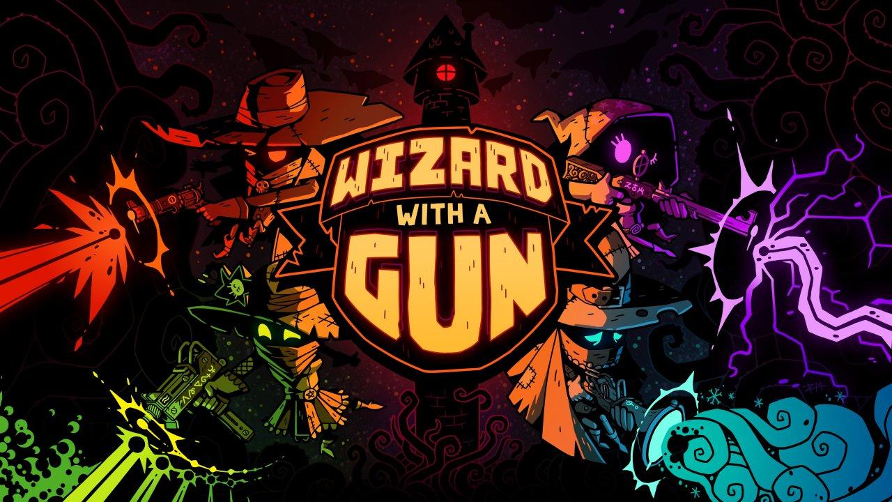 Wizard with a Gun - Reveal Trailer