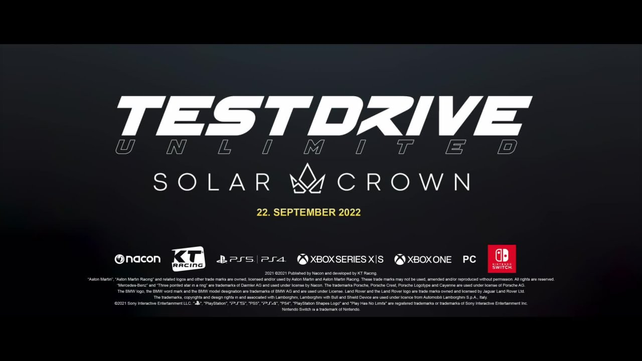 Test Drive Unlimited Solar Crown - Welcome to... Trailer [GER]