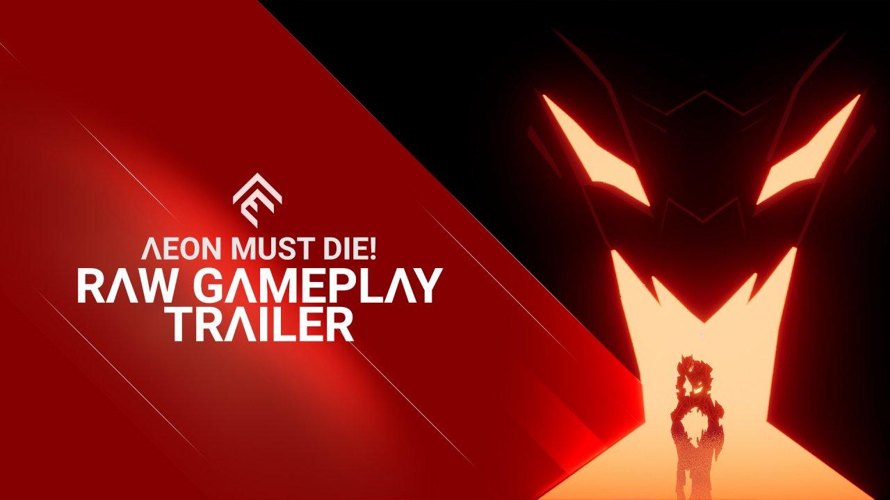 Aeon Must Die! - Raw Gameplay Trailer